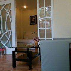 Отель Greenlife ApartHotel 3* Стандартный номер с различными типами кроватей фото 18