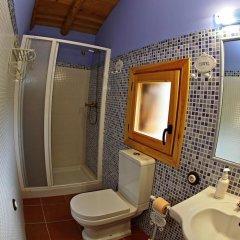 Отель El Corral de Villacampa Испания, Аинса - отзывы, цены и фото номеров - забронировать отель El Corral de Villacampa онлайн ванная