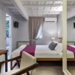 Отель The Spanish Suite 2* Стандартный номер с различными типами кроватей фото 12
