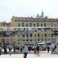 Отель Escale Oceania Marseille Марсель