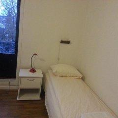 Отель Gullhaugen Pensjonat 2* Стандартный номер с различными типами кроватей (общая ванная комната)