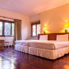 Отель Coco Palm Beach Resort 3* Вилла с различными типами кроватей фото 25