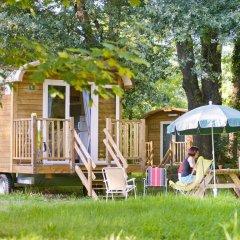 Отель Huttopia Saumur Сомюр детские мероприятия фото 2