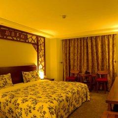 Отель Beijing Exhibition Centre Hotel Китай, Пекин - отзывы, цены и фото номеров - забронировать отель Beijing Exhibition Centre Hotel онлайн комната для гостей фото 4