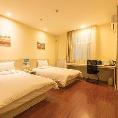 Отель Hanting Hotel Beijing Liufang Branch Китай, Пекин - отзывы, цены и фото номеров - забронировать отель Hanting Hotel Beijing Liufang Branch онлайн комната для гостей фото 5