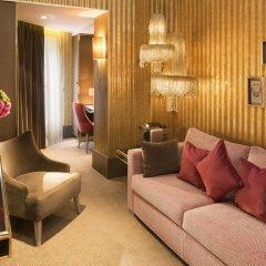 Отель Hôtel Baume 4* Люкс с различными типами кроватей фото 3