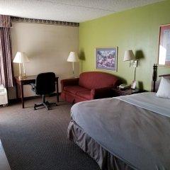 Отель Motel 6 Columbus North/Polaris 2* Стандартный номер фото 3