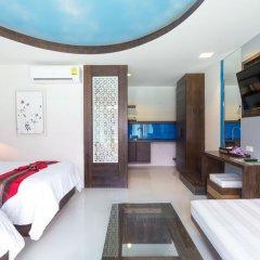 Отель Naina Resort & Spa 4* Стандартный номер двуспальная кровать фото 5