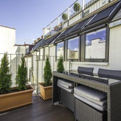 Апартаменты Abieshomes Serviced Apartments - Messe Prater