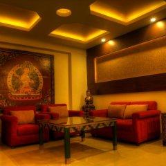 Отель Mandala Boutique Hotel Непал, Катманду - отзывы, цены и фото номеров - забронировать отель Mandala Boutique Hotel онлайн интерьер отеля