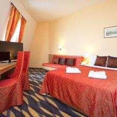 Гостиница Novotel Moscow Centre 4* Представительский номер с различными типами кроватей фото 3