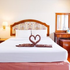 Thipurai Beach Hotel Annex 2* Стандартный номер с различными типами кроватей
