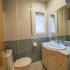 Отель Apartaments AR Nautic Испания, Бланес - отзывы, цены и фото номеров - забронировать отель Apartaments AR Nautic онлайн ванная