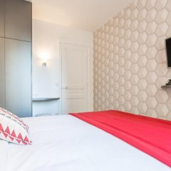 Hotel Bailli de Suffren - Tour Eiffel комната для гостей фото 3