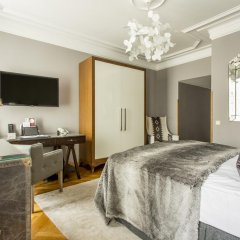 Отель St.Petersbourg 5* Улучшенный номер с разными типами кроватей фото 2