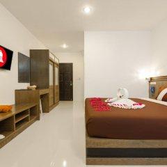 M.U.DEN Patong Phuket Hotel 3* Номер Делюкс двуспальная кровать фото 19