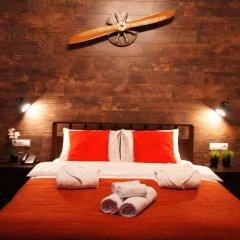 LiKi LOFT HOTEL 3* Номер Делюкс с различными типами кроватей фото 8