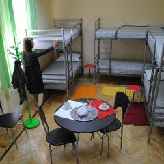 Домино Хостел Кровать в общем номере с двухъярусной кроватью фото 5
