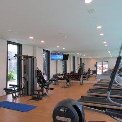 Park Hotel Alexandra фитнесс-зал фото 3