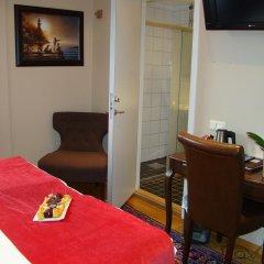 Отель Best Western Karlaplan Стокгольм удобства в номере