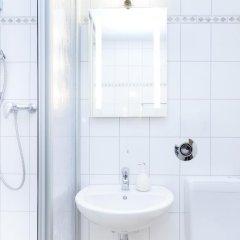 Отель Berlin Alex Platz Германия, Берлин - отзывы, цены и фото номеров - забронировать отель Berlin Alex Platz онлайн ванная фото 2