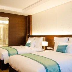 Отель AETAS lumpini 5* Номер Делюкс с различными типами кроватей фото 13