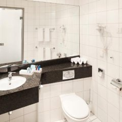 Отель Novotel Muenchen Messe ванная фото 2