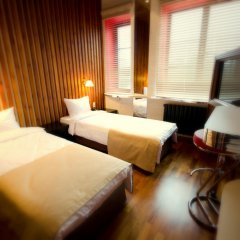 Арт-отель Wardenclyffe Volgo-Balt Стандартный номер с разными типами кроватей фото 12