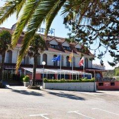 Отель Campomar De Isla Арнуэро парковка