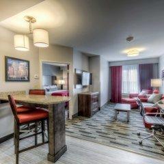 Отель Staybridge Suites University Area Osu 3* Люкс с различными типами кроватей фото 5