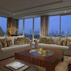 Отель Raffles Dubai 5* Люкс с различными типами кроватей фото 5