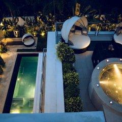 Отель Villas In Pattaya 5* Вилла Премиум с различными типами кроватей фото 25
