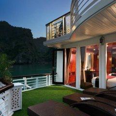 Отель Halong Paloma Cruise 4* Представительский люкс с различными типами кроватей