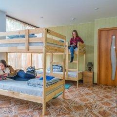 БМ Хостел Кровать в общем номере с двухъярусной кроватью фото 17