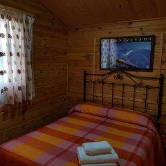 Отель Camping Ruta del Purche Улучшенное бунгало фото 8