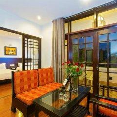 Отель Riverside Impression Homestay Villa 3* Полулюкс с различными типами кроватей фото 8