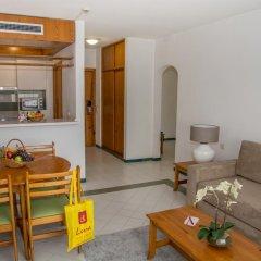 Luna Hotel Da Oura 4* Апартаменты с различными типами кроватей фото 7