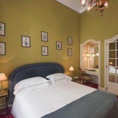 Отель Helvetia & Bristol Firenze Starhotels Collezione 5* Стандартный номер фото 16