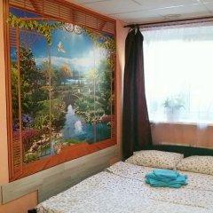 Mini-Hotel Na Beregah Nevy Номер с общей ванной комнатой с различными типами кроватей (общая ванная комната) фото 11