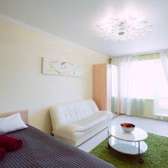 Гостиница Flatio Люсиновская улица комната для гостей фото 2