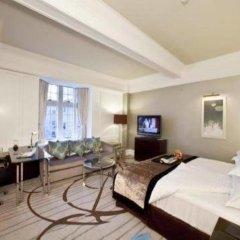 Отель Jin Jiang Hotel Shanghai Китай, Шанхай - отзывы, цены и фото номеров - забронировать отель Jin Jiang Hotel Shanghai онлайн комната для гостей фото 2