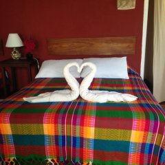 Отель Balamku Inn on the Beach комната для гостей фото 4