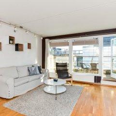 Апартаменты Oslo Apartments - Aker Brygge комната для гостей фото 2
