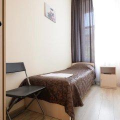 Гостиница SuperHostel на Пушкинской 14 Номер с общей ванной комнатой с различными типами кроватей (общая ванная комната) фото 20