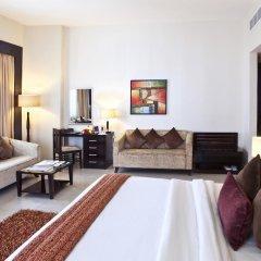 Landmark Hotel Riqqa 4* Представительский номер с различными типами кроватей