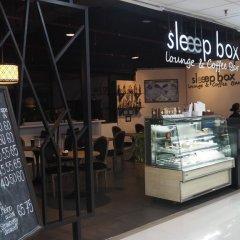 Отель Sleep Box By Miracle Бангкок питание фото 3