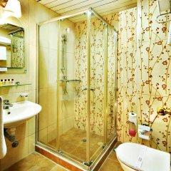 Hotel Golden Crown 3* Стандартный номер с различными типами кроватей фото 9