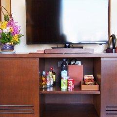 Отель Ramada Plaza by Wyndham Bangkok Menam Riverside 5* Люкс с различными типами кроватей фото 8