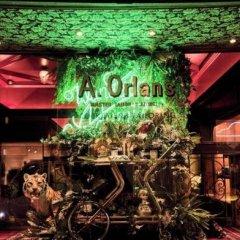 Отель Cafe Pacific - Lounge Bar Брюссель развлечения