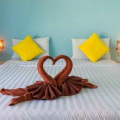 Отель Baan Chaylay Karon 3* Стандартный номер разные типы кроватей фото 7